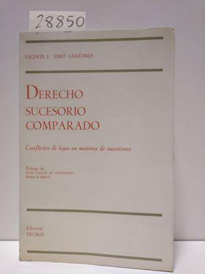DERECHO SUCESORIO COMPARADO