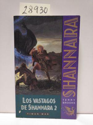 LOS VÁSTAGOS DE SHANNARA 2