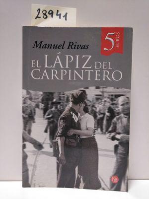 EL LAPIZ DEL CARPINTERO