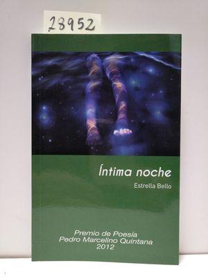 ÍNTIMA NOCHE