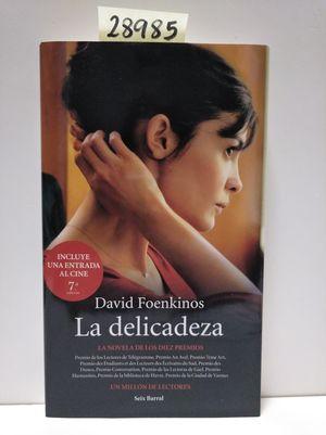 LA DELICADEZA (ED.PELÍCULA)