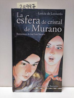 LA ESFERA DE CRISTAL DE MURANO