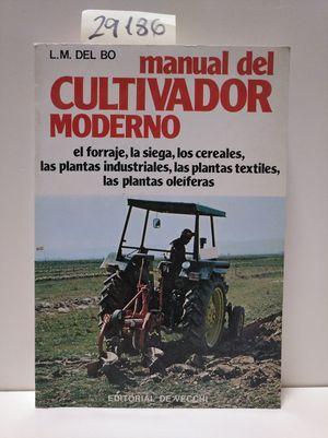 MANUAL DEL CULTIVADOR MODERNO