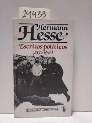 ESCRITOS POLÍTICOS (1932-1962)