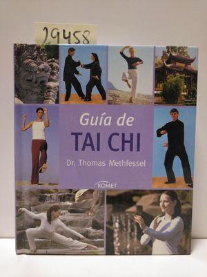 GUIA DE TAI CHI