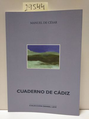 CUADERNO DE CÁDIZ
