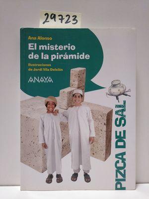EL MISTERIO DE LA PIRÁMIDE