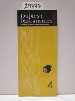 DUBTES I BARBARISMES