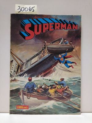 LIBRO COMIC, SUPERMAN N. 28