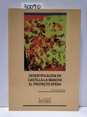 DESERTIFICACIÓN DE CASTILLA-LA MANCHA