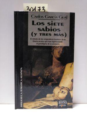 LOS SIETE SABIOS (Y TRES MÁS)