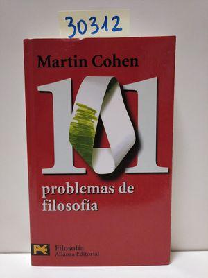 101 PROBLEMAS DE FILOSOFÍA
