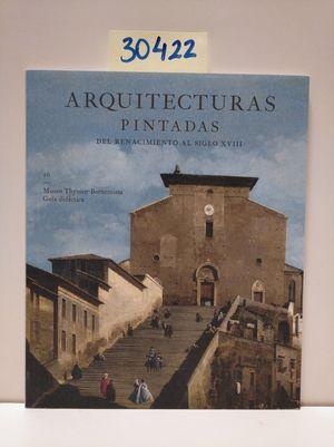 ARQUITECTURAS PINTADAS