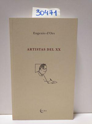 ARTISTAS DEL XX