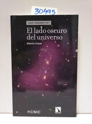 LADO OSCURO DEL UNIVERSO,EL