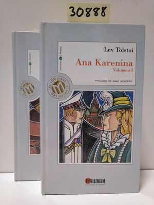 ANA KARENINA (2 VOLÚMENES)
