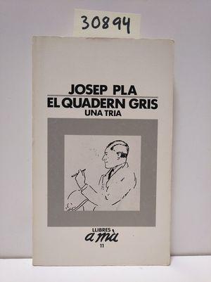 EL QUADERN GRIS (UNA TRIA)