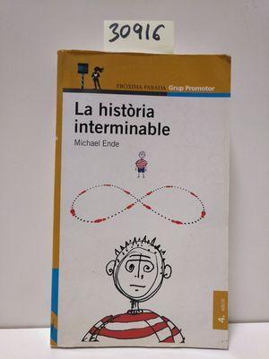 LA HISTORIA INTERMINABLE (EN CATALÁN)