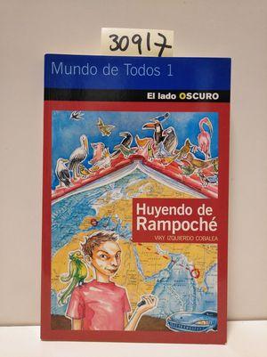 HUYENDO DE RAMPOCHE