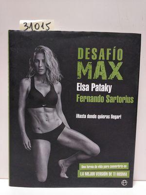 DESAFÍO MAX