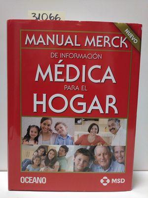 MANUAL MERCK DE INFORMACIÓN MÉDICA PARA EL HOGAR