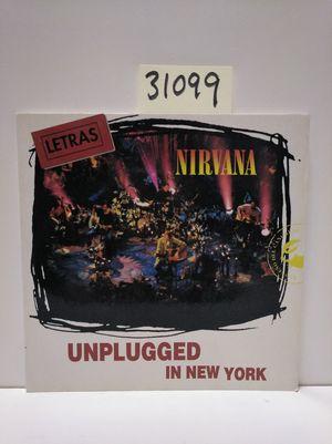 NIRVANA, UNPLUGGED IN NEW YORK