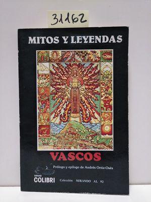 MITOS Y LEYENDAS VASCOS