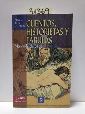 CUENTOS HISTORIETAS Y FÁBULAS