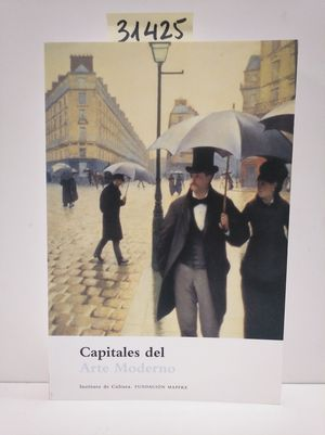 CAPITALES DEL ARTE MODERNO