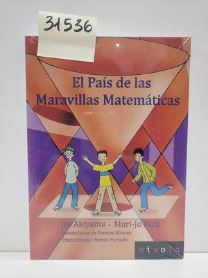 EL PAÍS DE LAS MARAVILLAS MATEMÁTICAS