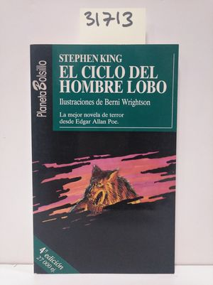 EL CICLO DEL HOMBRE LOBO