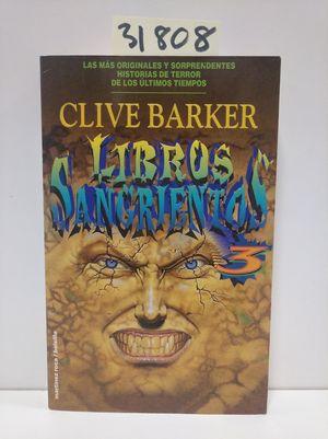 LIBROS SANGRIENTOS 3