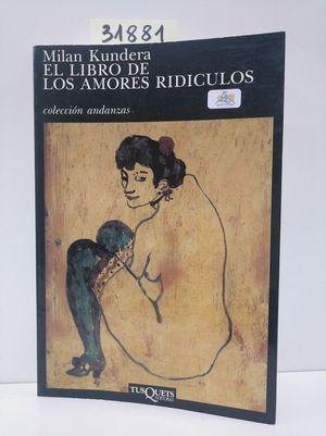 EL LIBRO DE LOS AMORES RIDÍCULOS