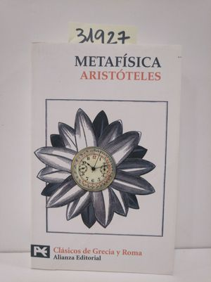 METAFÍSICA