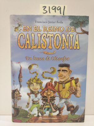 EN EL REINO DE CALISTONIA