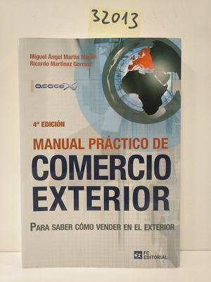 MANUAL PRÁCTICO DE COMERCIO EXTERIOR