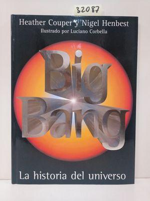 BIG BANG.LA HISTORIA DEL UNIVERSO