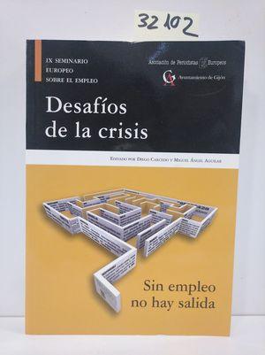 DESAFÍOS DE LA CRISIS