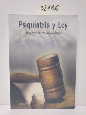 PSIQUIATRÍA Y LEY