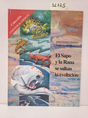 EL SAPO Y LA RANA SE SALTAN LA EVOLUCIÓN