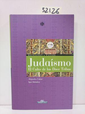 JUDAÍSMO. EL CULTO DE LAS DOCE TRIBUS