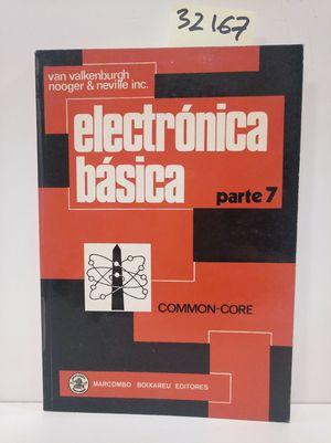 ELECTRÓNICA BÁSICA VII