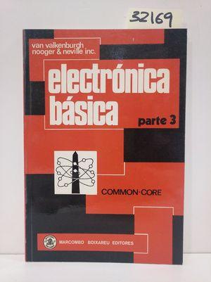 ELECTRÓNICA BÁSICA III