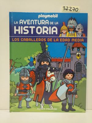 HISTORIA PLAYMOBIL MEXICO 1E VOL. 033