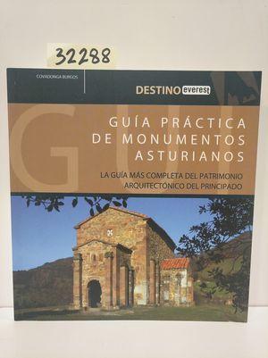 GUÍA PRÁCTICA DE MONUMENTOS ASTURIANOS