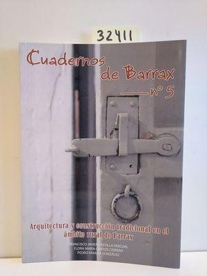 CUADERNOS DE BARRAX Nº 5