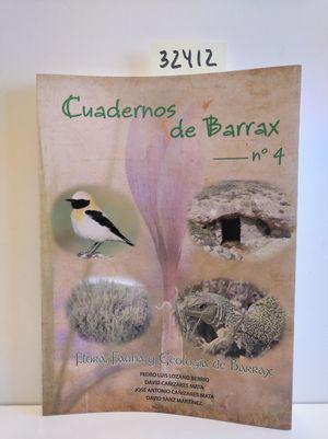 CUADERNOS DE BARRAX Nº 4