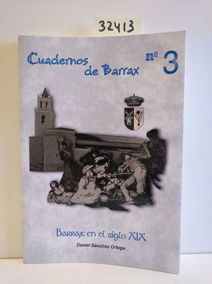 CUADERNOS DE BARRAX Nº 3