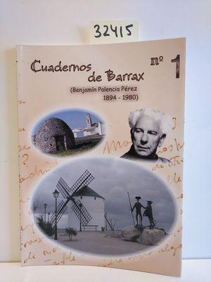 CUADERNOS DE BARRAX Nº 1