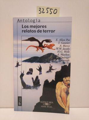 LOS MEJORES RELATOS DE TERROR